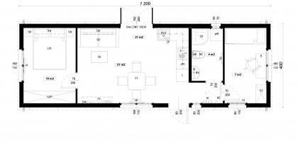 Lavaro House B - Nr.45