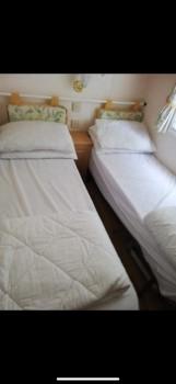 Willerby Vogue 38 x 12 2 bed DG CH