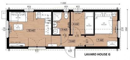 Lavaro House G Nr.502