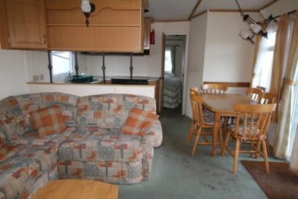 Cosalt Capri Country 35 x 12 2 bed DG CH