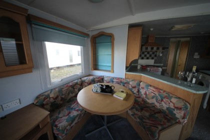 Atlas Florida 35 x 12 2 bedroom vzduchové topení