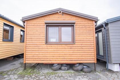 Lavaro House Amanda Nr.143 – srubové/palubky + rolety