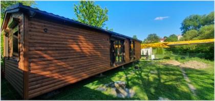 Lavaro House Amanda Nr.143 – srubové/palubky + rolety - Ostrava