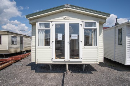 Willerby Salisbury 38 12 3bed DG All Electric 2010