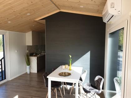 Lavaro House JB Black Stone XL Nr.602 - Novinka 2021 57m2 - již v únoru SKLADEM Vestec