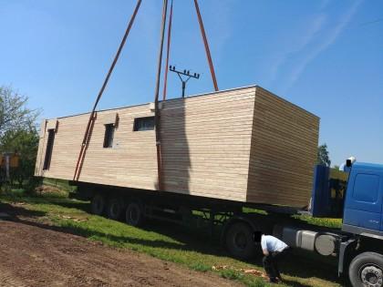 Design Home 12 x 4,2m LUXUS -