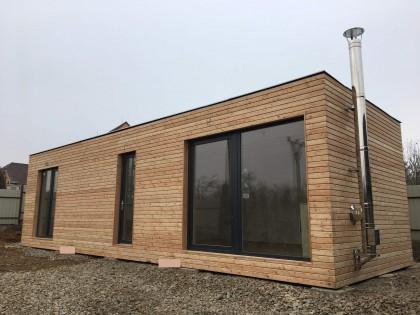 Design Home 12 x 4,2m Třebíč